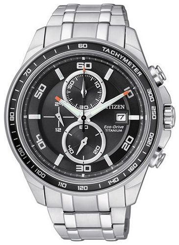 Citizen Super Titanium - Chrono